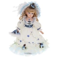 Фарфоровая кукла Полина