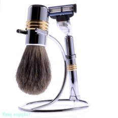 Набор для бритья (Gillette Mach-3)