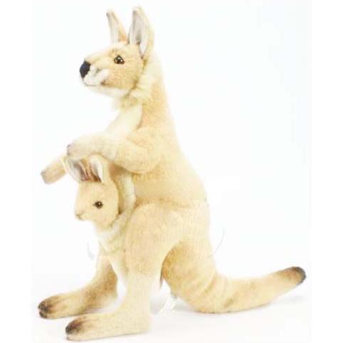 Мягкая игрушка Hansa «Кенгуру», 38см