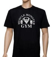 Футболка Muscle Monster Gym, шелкография
