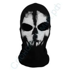 Маска балаклава с черепом Ghost 8