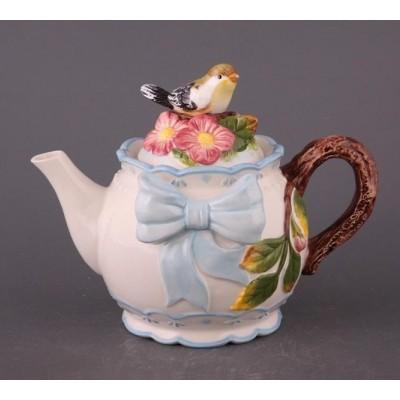 «Весна». Заварочный чайник