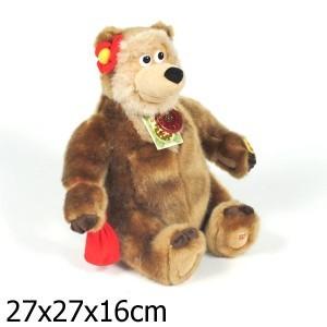 Мягкая игрушка МЕДВЕДИЦА из м/ф Маша и медведь