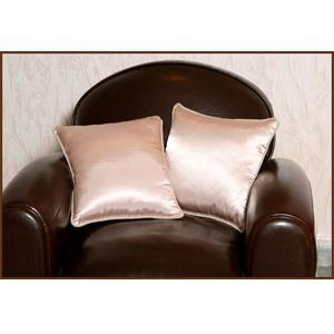 Шелковые подушки «Кремовые»