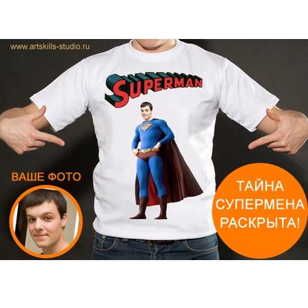 Футболка Супергерой