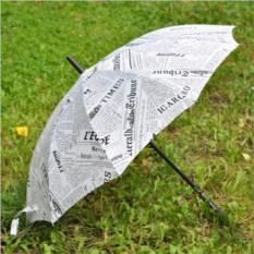Зонт-трость Утренняя газета