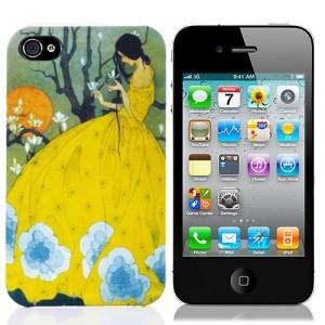 Чехол для iPhone 4/4S Предвкушение весны