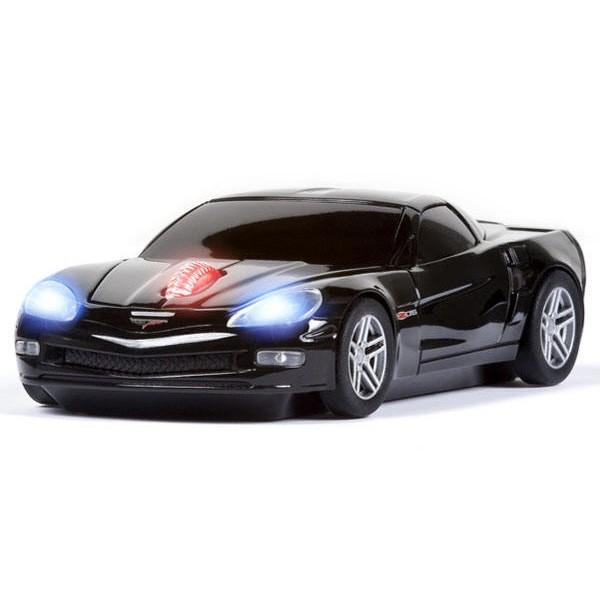 Компьютерная мышка Chevrolet Corvette Black