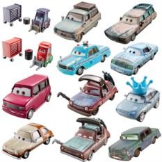 Игрушка Mattel Cars Базовые машинки