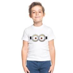 Детская футболка Очки миньона