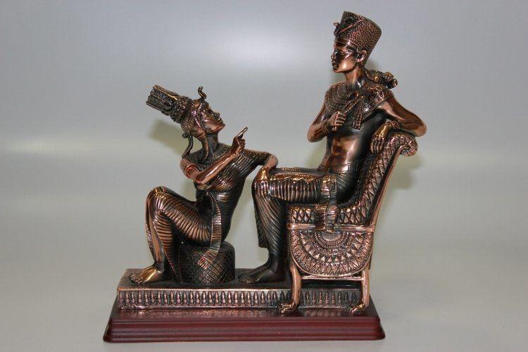 Статуэтка Два египтянина