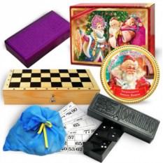 Подарочный новогодний набор «Прибавление ума»