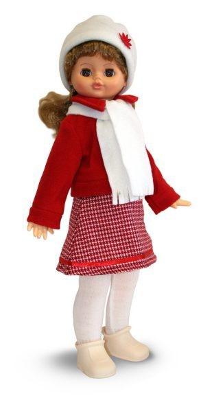 Озвученная кукла Алиса 2