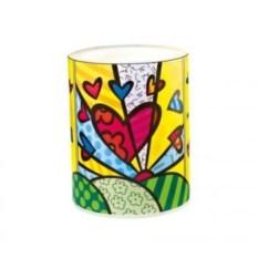 Декоративная свеча BRITTO Goebel коллекция A new Day