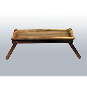 Столик «Завтрак в постель» коричневый