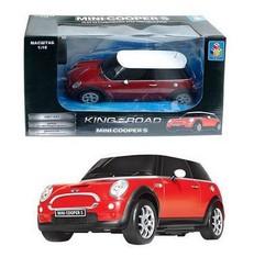 Машинка на радиоуправлении Mini Cooper S