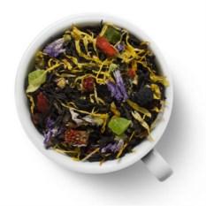 Черный ароматизированный чай Знаки зодиака. Овен
