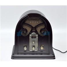Радио-ретро черное