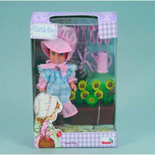 Кукла-цветовод Sarah kay