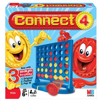 Игра «Собери 4-ку»