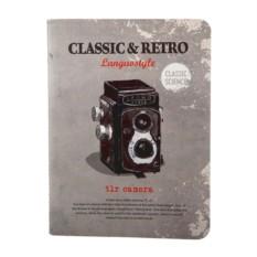 Тетрадь Retro & classicc camera