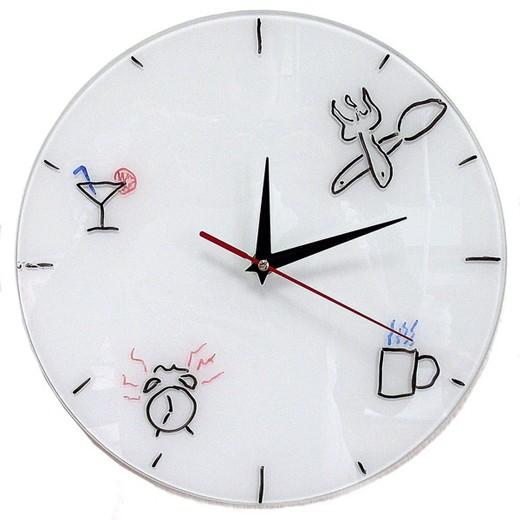 Часы Раскраска