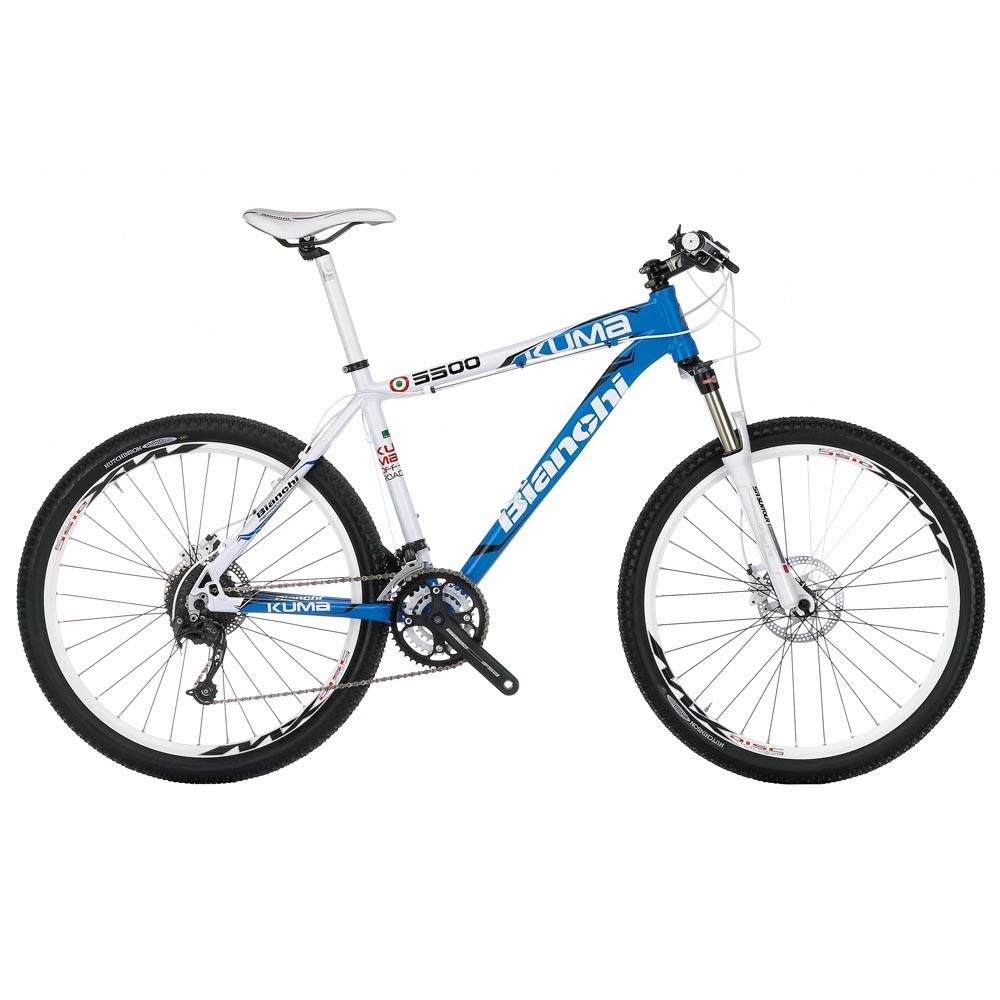 Велосипед BIANCHI KUMA 5500