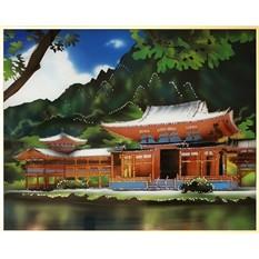 Картина Японская архитектура