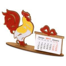 Настольный календарь Петушок