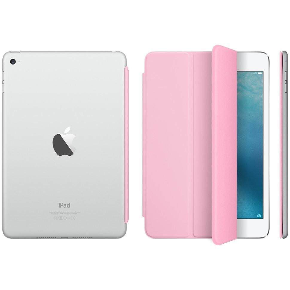 Чехол-обложка Apple Smart Cover Pink для iPad mini 4