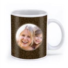 Кружка с Вашим фото «Доброе утро»
