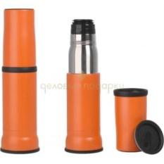 Оранжевый термос Одиссея (0,5 л)