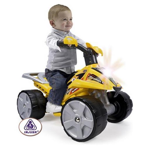 Квадроцикл RAPTOR