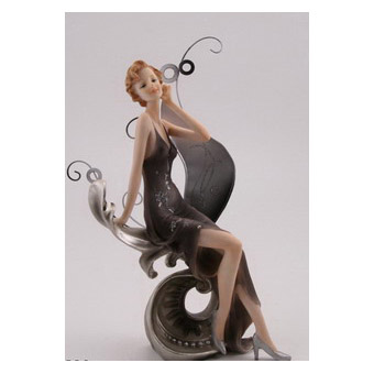 Статуэтка «Актриса»