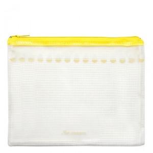 Дорожная косметичка Travel pouch (желтая)
