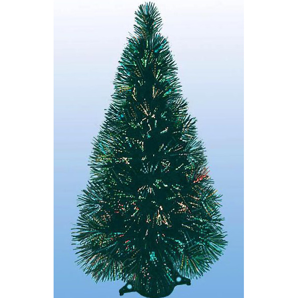 Светящаяся оптиковолоконная елка ИГОЛОЧКА, 1,2 м
