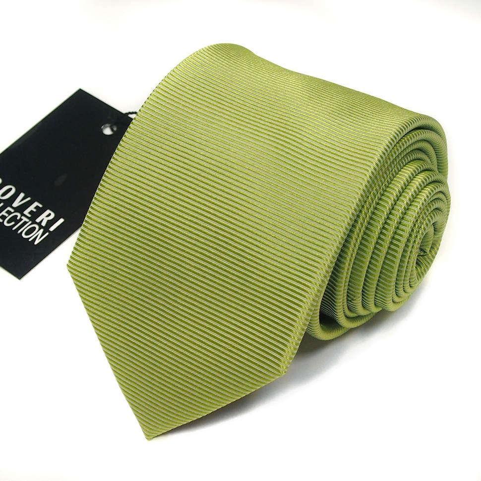 Галстук с зеленым оттенком Enrico Coveri