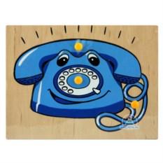 Рамка-вкладыш из 3 деталей «Телефон»