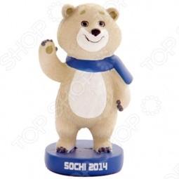 Фигурка-талисман Sochi 2014 «Белый Мишка»