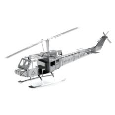 3D пазл из металла Вертолет Ирокез