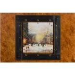 Картина из кожи Авеню Сент-Патрик Гай Дессапт