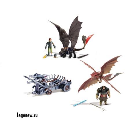 Набор Как приручить дракона. Битва на Драконовой горе