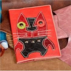 Красная обложка для паспорта G.Limited