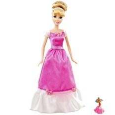 Кукла Disney Princess Золушка с мышкой Сьюзи