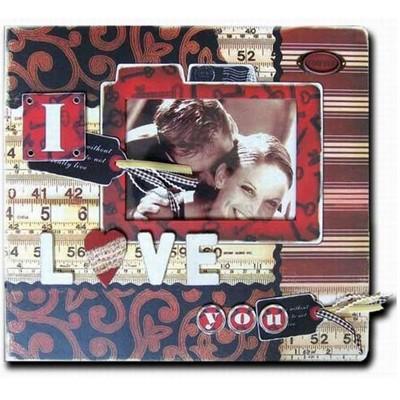 Фотоальбом дизайнерский Любовь