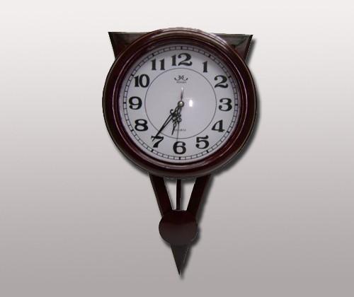 Часы настенные ''Боцман'' (красные)