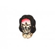 Значок WafWaf Без лица. Кораблик