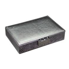 Шкатулка для драгоценностей LC Designs серого цвета