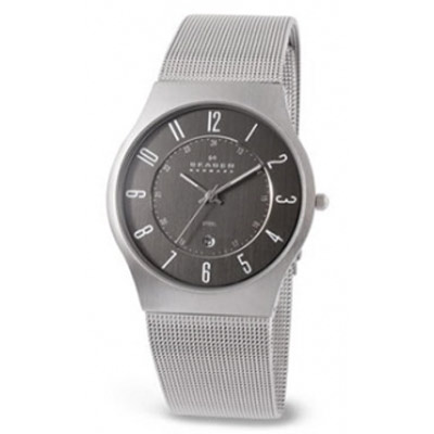 Мужские наручные часы Skagen Steel