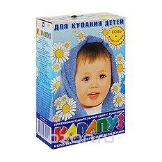 Соль для купания Карапуз, 500 г